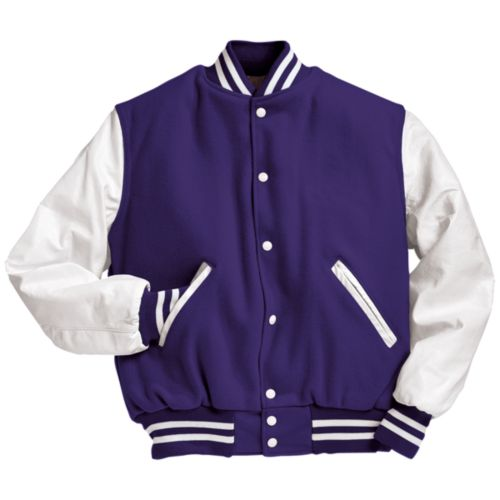 In Stock Varsity Letterman Jackets